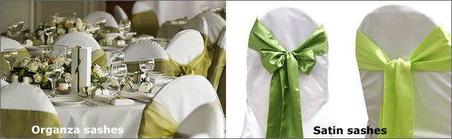 Chair cover hire, Auckland